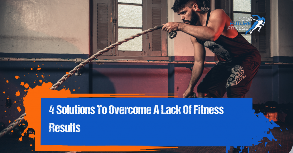 Lack of fitness results cover photo