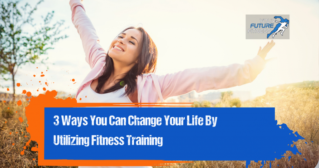 change your life with fitness girl