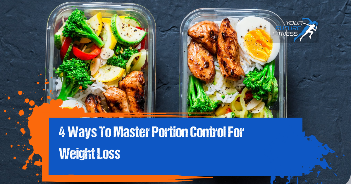 Portion Control for Weight Loss